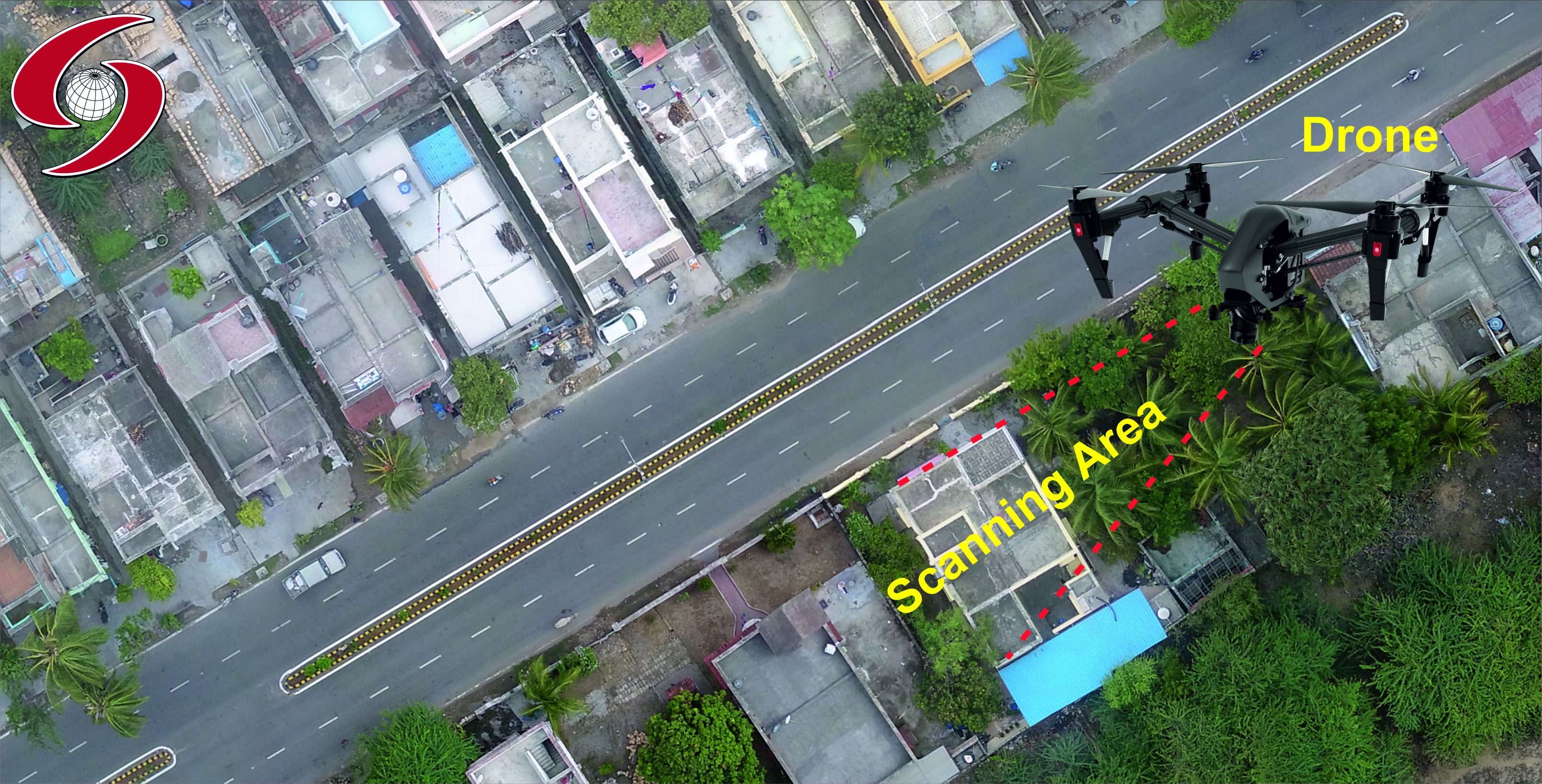 Drone Survey & Mapping   SATPALDA
