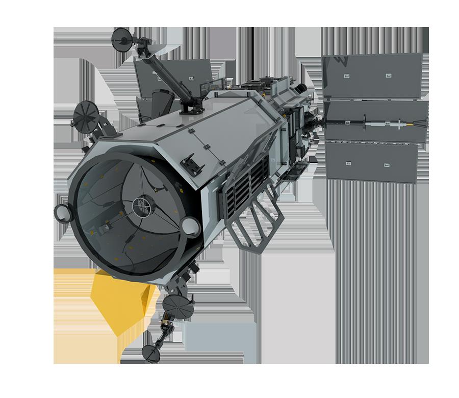WorldView SATPALDA - Worldview 2 satellite